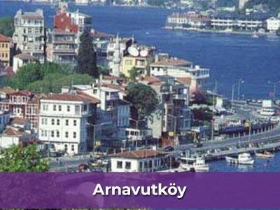 Ev işlerine yardımcı bayan Arnavutköy