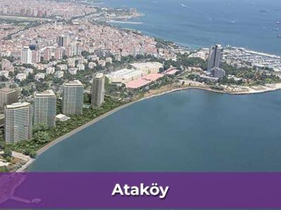 Ev işlerine yardımcı bayan Ataköy
