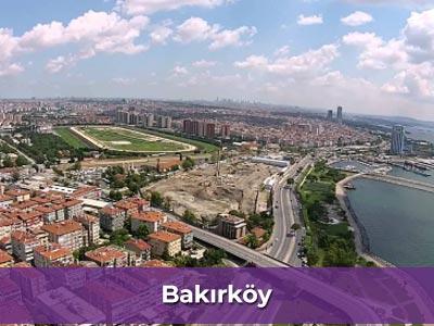 Ev işlerine yardımcı bayan Bakırköy