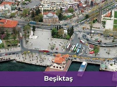 Ev işlerine yardımcı bayan Beşiktaş