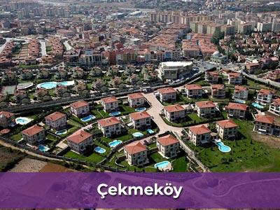 Ev işlerine yardımcı bayan Çekmeköy