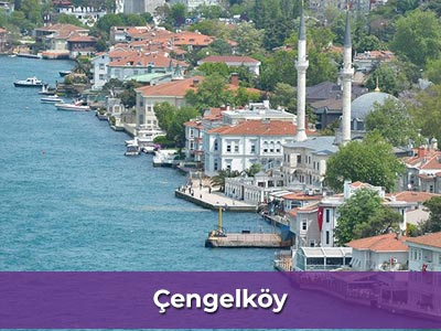 Ev işlerine yardımcı bayan Çengelköy