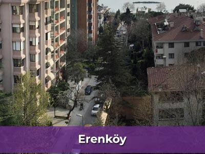 Ev işlerine yardımcı bayan Erenköy