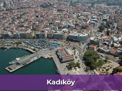 Ev işlerine yardımcı bayan Kadıköy