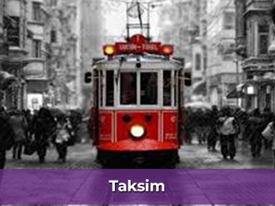 Ev işlerine yardımcı bayan Taksim