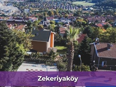 Ev işlerine yardımcı bayan Zekeriyaköy