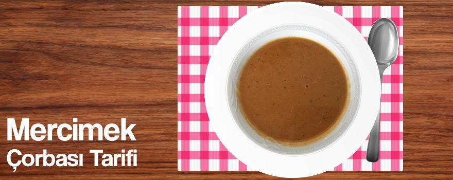 Mercimek çorbası tarifi dünyanın en lezzetlisi